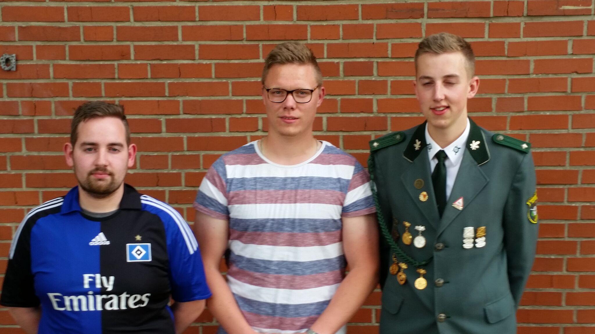 Sven Hovene neuer Prinz bei den Nutteler Schützen | SV Nutteln und ...